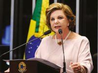 Senadora Lucia Vania