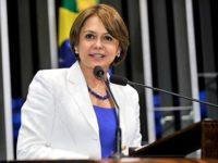 Senadora Ângela Portela